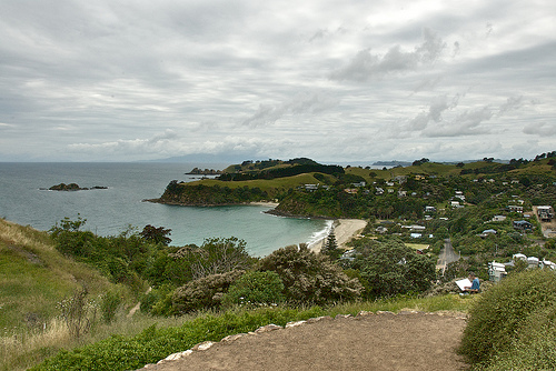 Tour around Waiheke Island